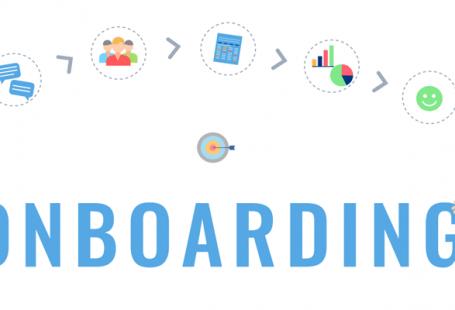 designing a customer onboarding framework